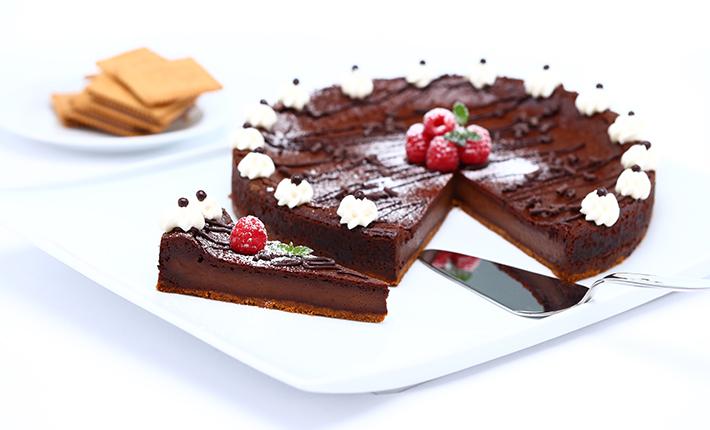 Mascarpone-Schokolade-Tarte